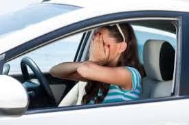 peur conduire